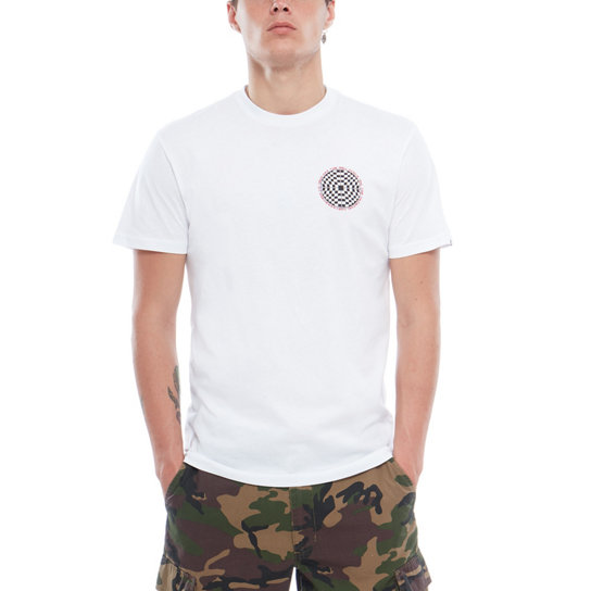 Checkered T-shirt met korte mouwen | Vans