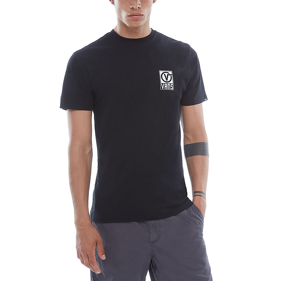 7ab5865894 VANS Vans Worldwide T-shirt (black) Men Black - £30.00 - Bullring   Grand  Central