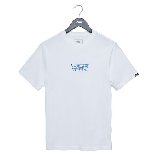 Kids Sketch Tape Short Sleeve T-Shirt | Vans