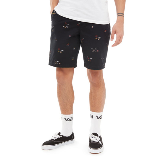 Authentic Printed Shorts | Vans