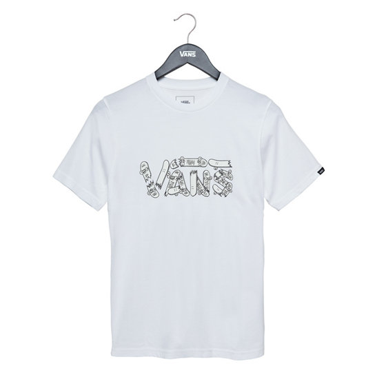 Kinder Vans Focus T-Shirt | Vans