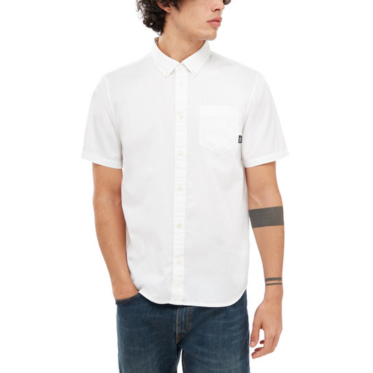 Stacked Up Twill Shirt | Vans