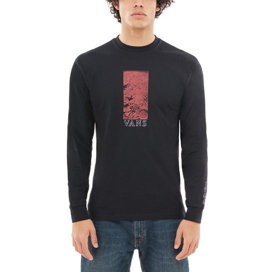 Moons Long Sleeve T-Shirt | Vans