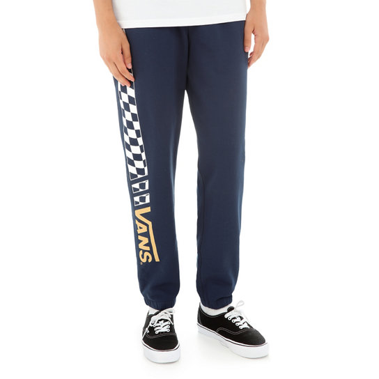 Crossed Sticks Fleece Trousers | Vans