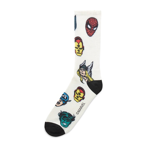 Vans+X+Marvel++Socks+%281+Pair+Pack%29