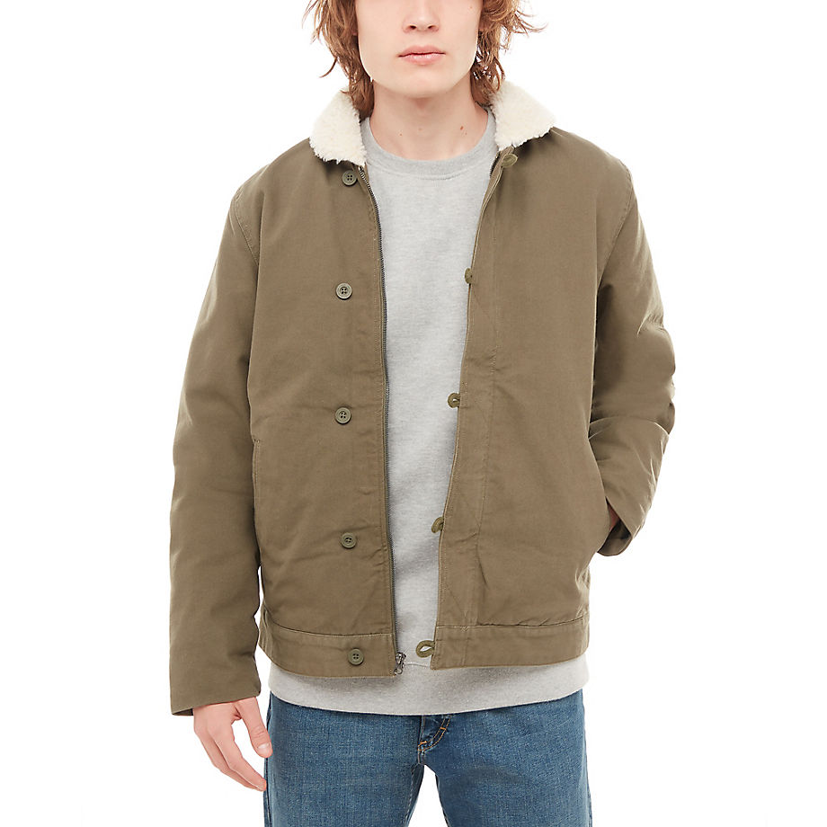 VANS Alamitos Jacket (grape Leaf) Men Green - Female First Shopping 700020a4e3