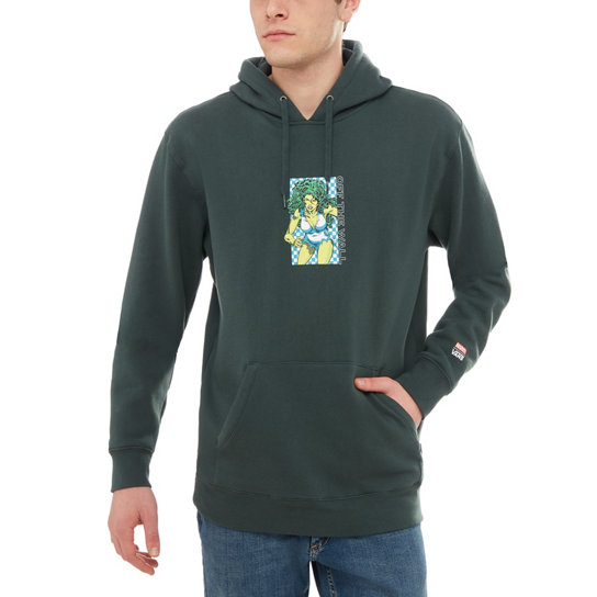 Vans X Marvel Pullover Fleece | Vans