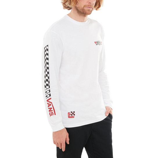 Crossed Sticks Long Sleeve T-Shirt | Vans