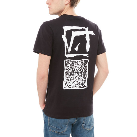 Vintage Square Root Short Sleeve T Shirt | Vans