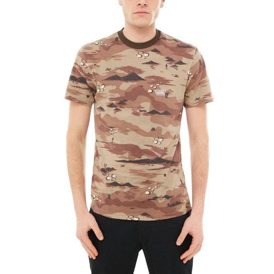 fcce2f2401 Desert Camo Ringer T-Shirt