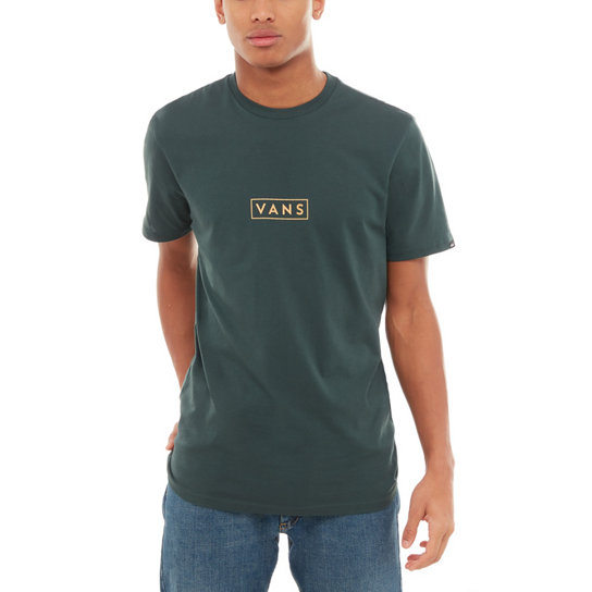 Vans Easy Box Short Sleeve T Shirt | Vans