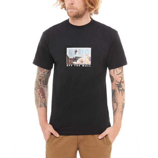 Divided Short Sleeve T-Shirt | Vans