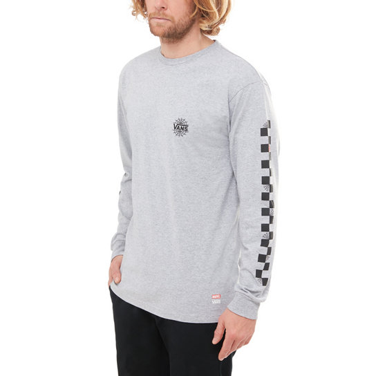 Vans X Marvel Spiderman Long Sleeve T-Shirt | Vans
