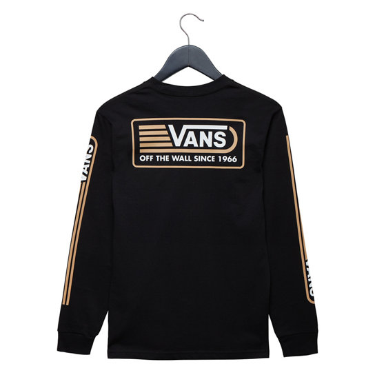 Kids Blendline Long Sleeve T-Shirt | Vans