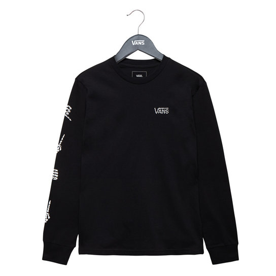 Kids Boneyard Long Sleeve T-Shirt | Vans