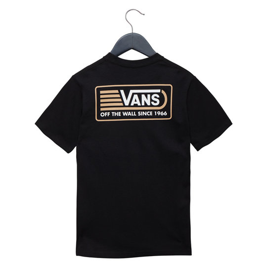 Kids Blendline Short Sleeve T-Shirt | Vans