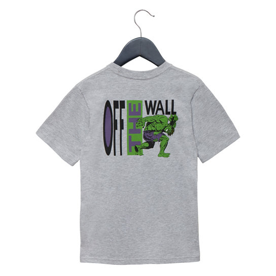 Kids Vans X Marvel Hulk Short Sleeve T-Shirt | Vans