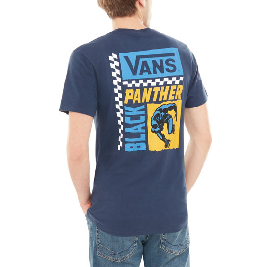 Vans X Marvel Black Panther T-Shirt | Vans