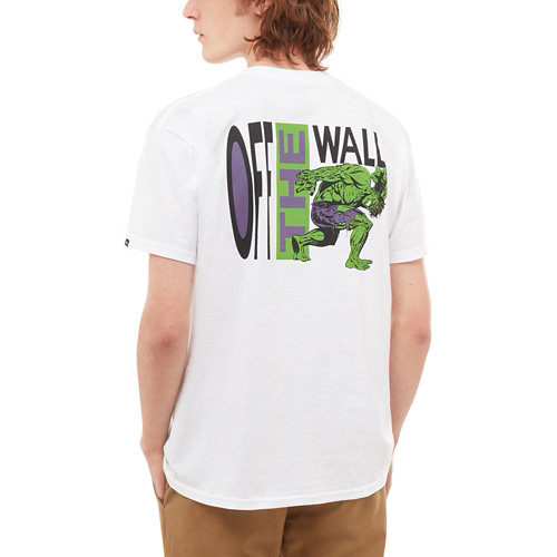 Vans+X+Marvel+Hulk+Short+Sleeve+T-Shirt
