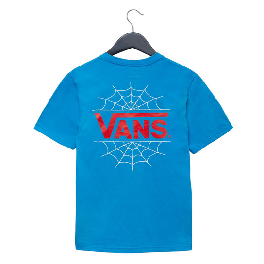 Kinder Vans X Marvel Spiderman T-Shirt mit Tasche | Vans