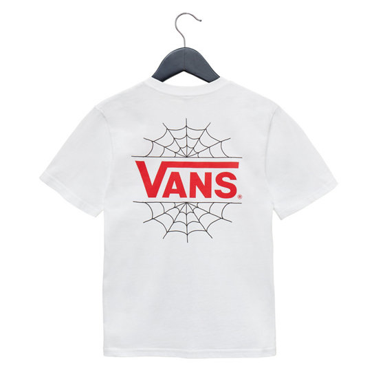 Kids Vans X Marvel Spiderman Pocket T-Shirt | Vans