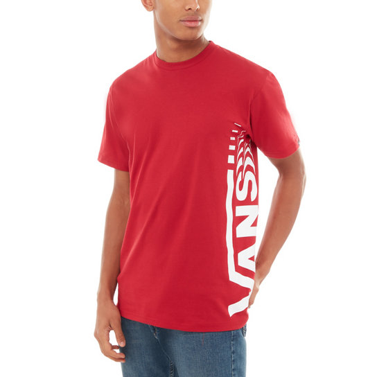 Vans Distorted Short Sleeve T-shirt | Vans
