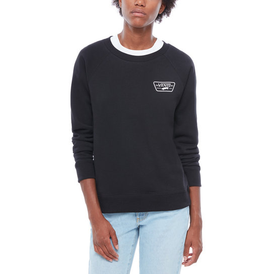 Felpa maniche raglan girocollo Full Patch | Vans