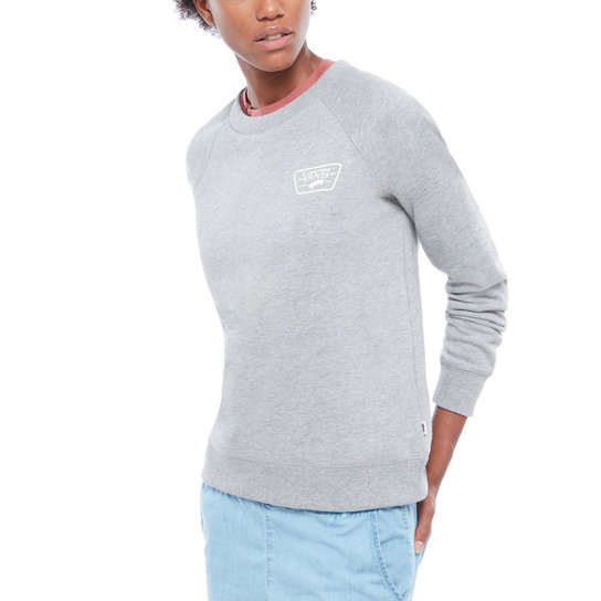 Full Patch Raglan Crew Sweater | Vans