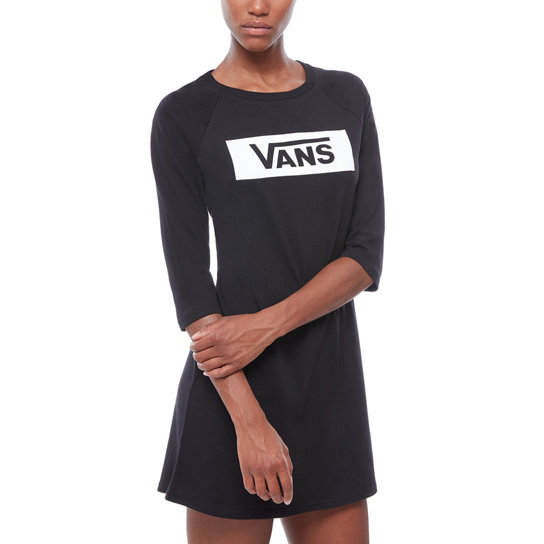 Open Road Raglan Dress | Vans