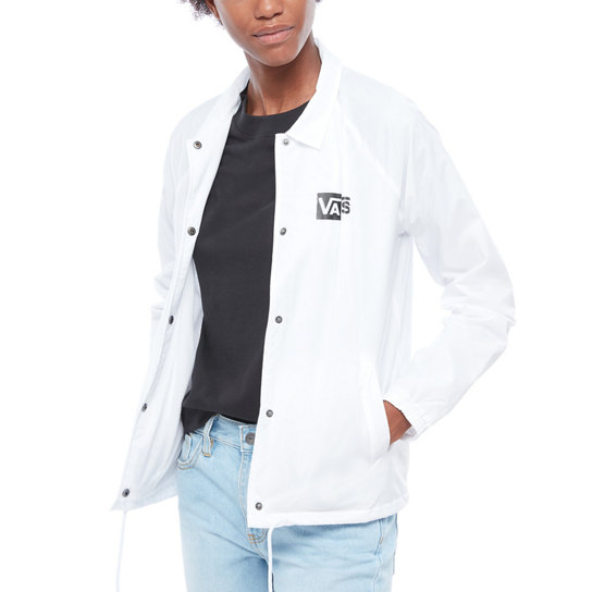 Chaqueta Thanks Coach Check Box | Vans