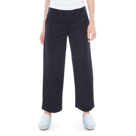 Authentic Wide Leg Broek | Vans