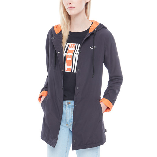 Veste Thanks Coach Hooded MTE | Vans