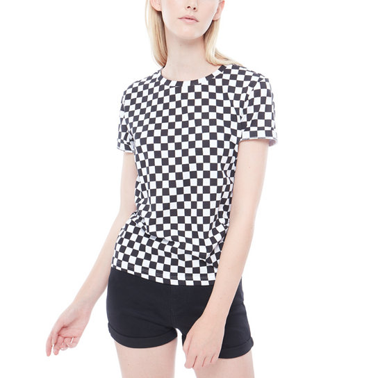 Checks T-Shirt | Vans