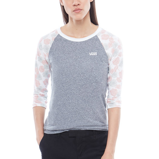 Poppy Dream Raglan T-Shirt | Vans