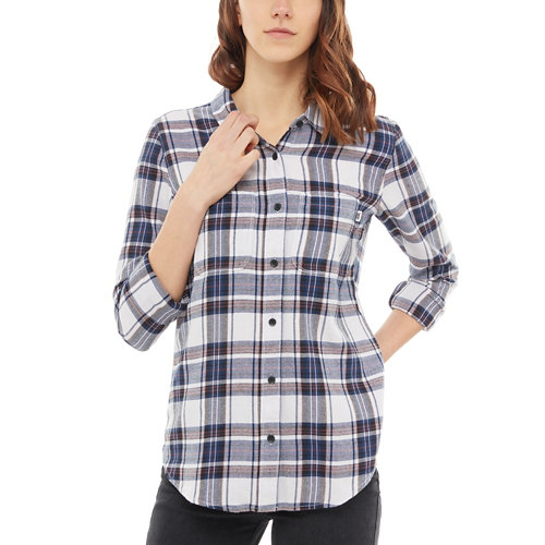 Camicia+in+flanella+Meridian+III