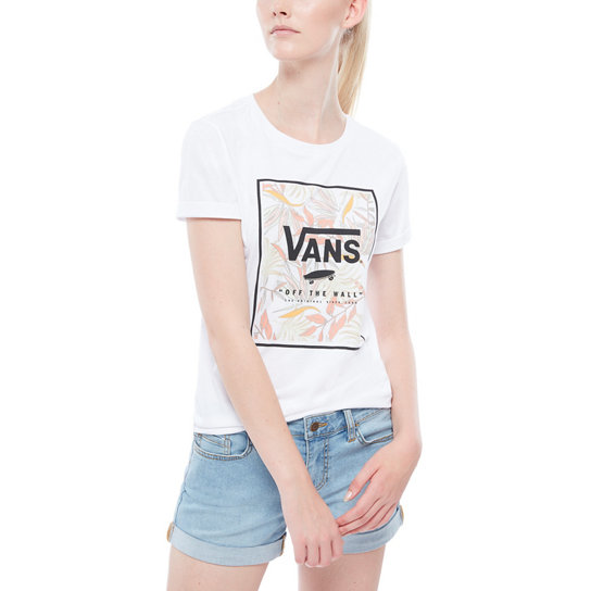 Trop Top T-Shirt | Vans