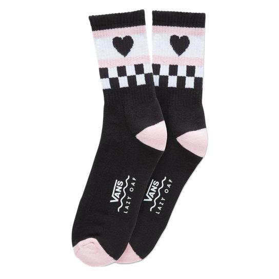 Populair Vans X Lazy Sokken (1 paar/verpakking) | Zwart | Vans #FR14