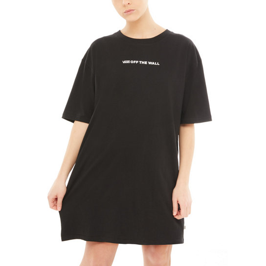 Brand Stripe Tee Dress | Vans
