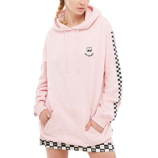 Vans X Lazy Oaf Off The Wall Lazy Hoodie | Vans
