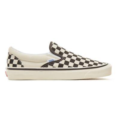 Vans Classic Slip On BlackWhite Checkerboard Scarpe