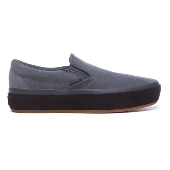 Zapatillas de ante Outsole Classic Slip-On Platform | Vans