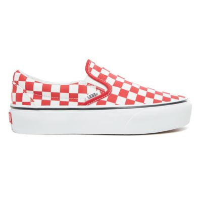 Chaussures Checkerboard Classic Slip-On Platform