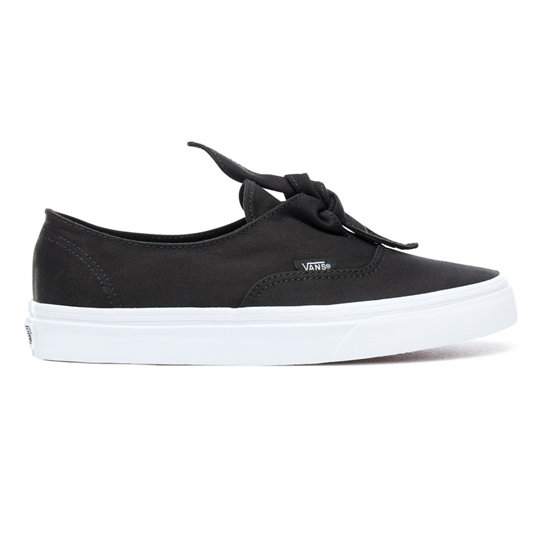 Canvas Authentic Knotted Shoes | Vans