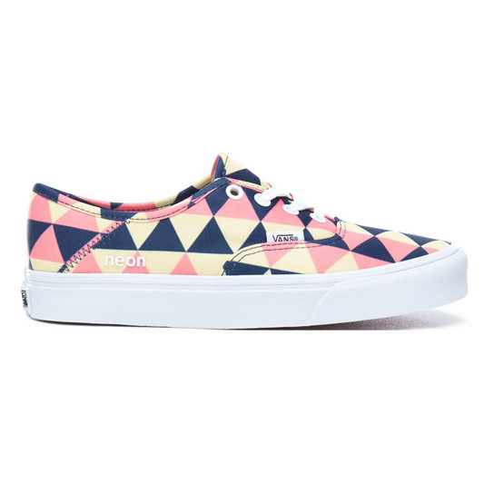 Neon Authentic  Shoes | Vans