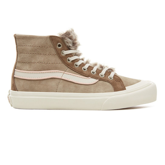 Scarpe Wolf Pack Sk8-Hi 138 Decon SF | Vans