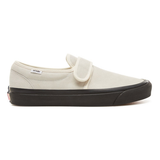 Chaussures en daim Anaheim Factory Slip-On 47 V | Vans