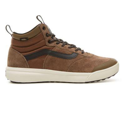 UltraRange Hi Shoes | Brown | Vans