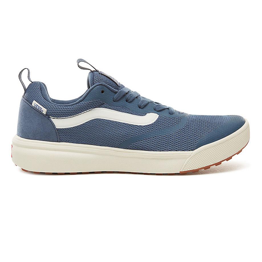 VANS Ultrarange Rapidweld Shoes ((salt Wash) Dark Denim marshmallow) Men  Blue f383bdf07