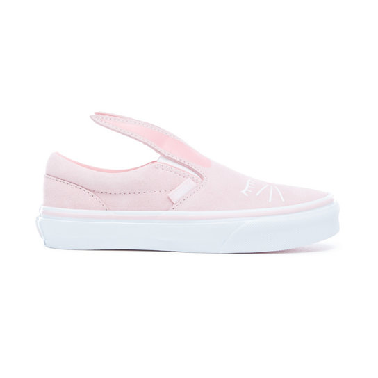 Chaussures Junior Daim Slip-On Bunny (4-8 ans) | Vans