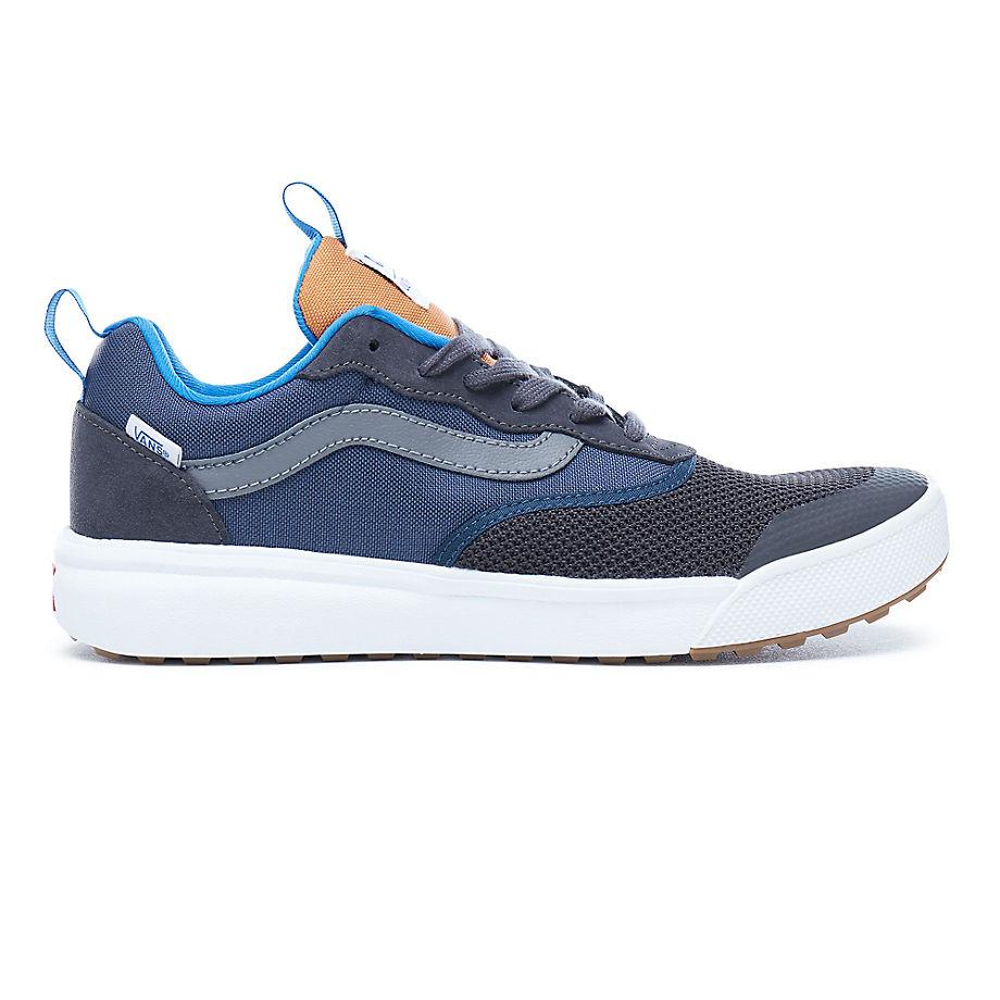 49e8046889f VANS Breeze Ultrarange Shoes (asphalt-desert Sun) Men Blue